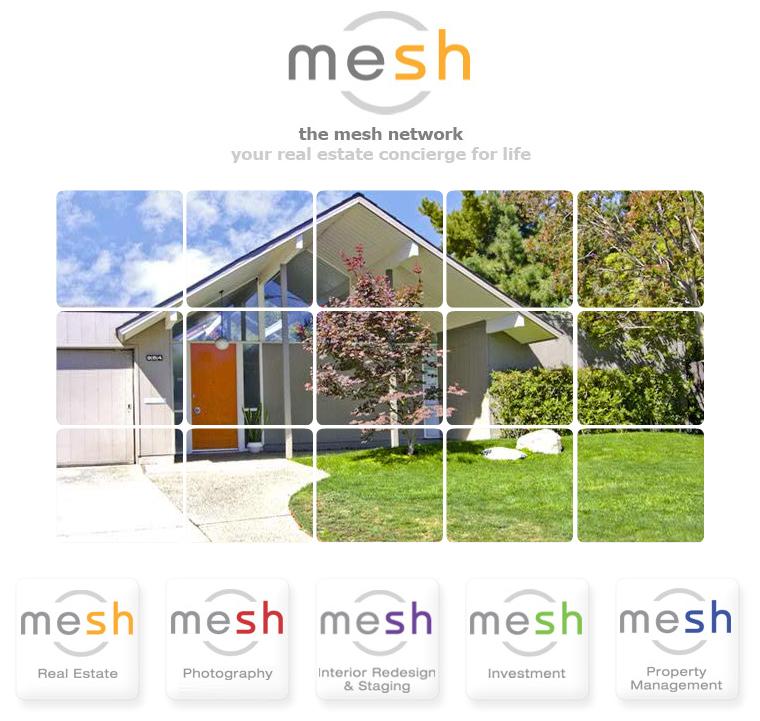 Mesh-landing