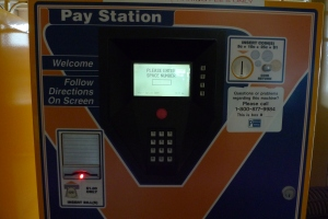 Parking Pay Station1