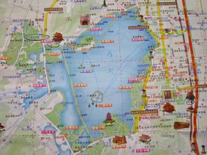 West lake map-1