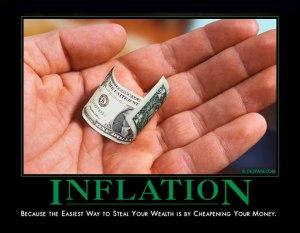 Inflationdemotivator