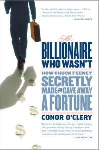Chuck Feeney book