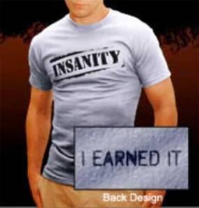 Insanity-tshirt