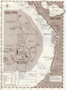 East-Maui-Map