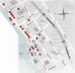 Lahaina-Map