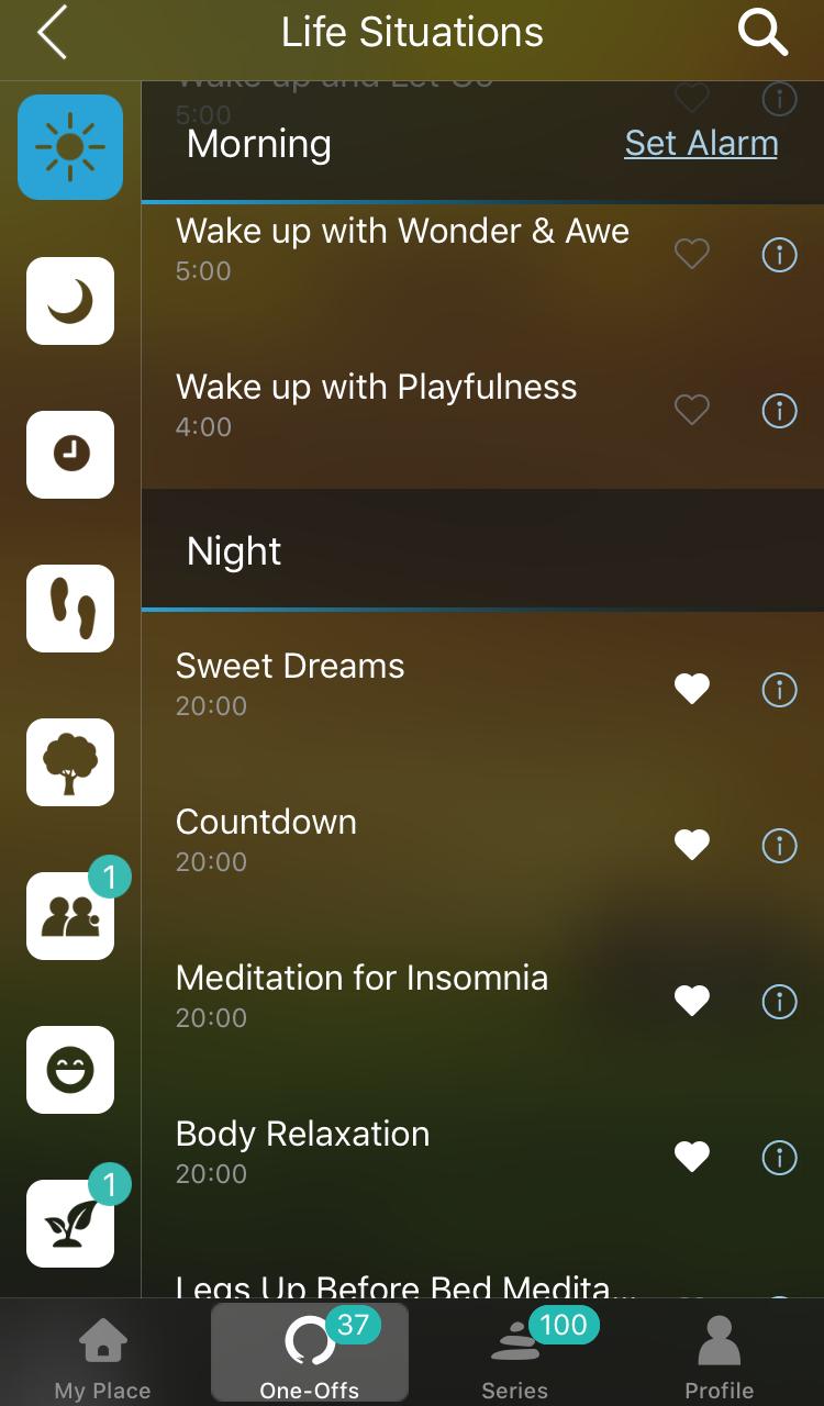 Breethe – Guided Meditation App – 認真的女人最美
